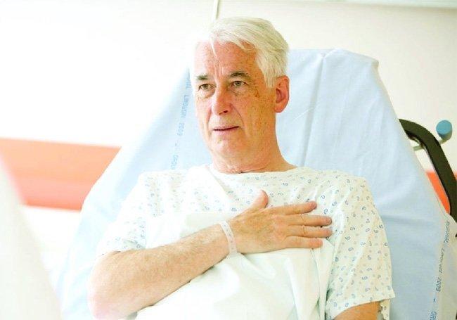 atac de angină cu erecție