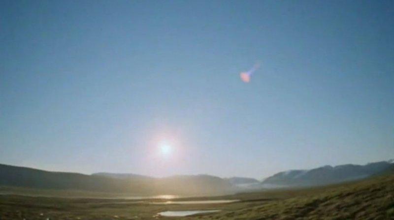 VIDEO: Locul în care Soarele nu apune niciodată