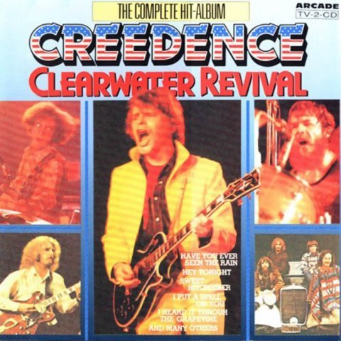 PL - 1 Creedence Clearwater Revival