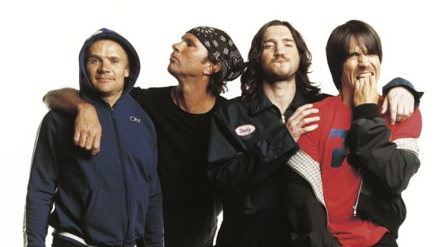 PL - Red Hot Chili Peppers