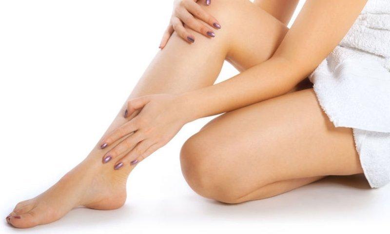 tratamentul piciorului albastru de argilă varico