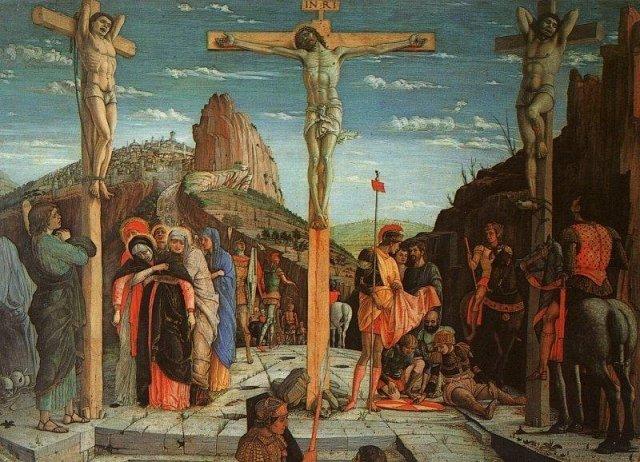 Lancea cu care a fost omorât Hristos