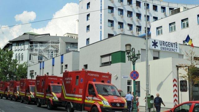 Spitalul de Urgenţă Floreasca din Bucureşti
