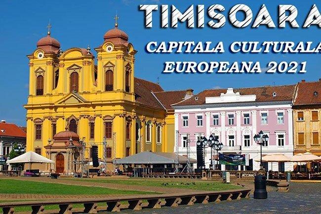 Image result for tIMISOARA capitala europeana a culturii 2021