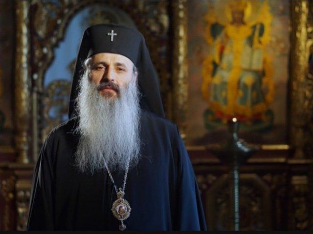 naltpreasfințitul Teofan, Mitropolitul Moldovei și Bucovinei