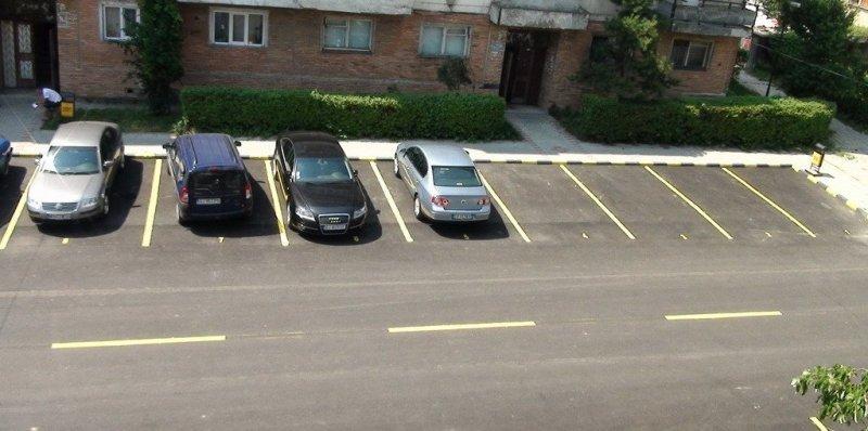 Parcare. Alegerea unei parcări Parcare internă