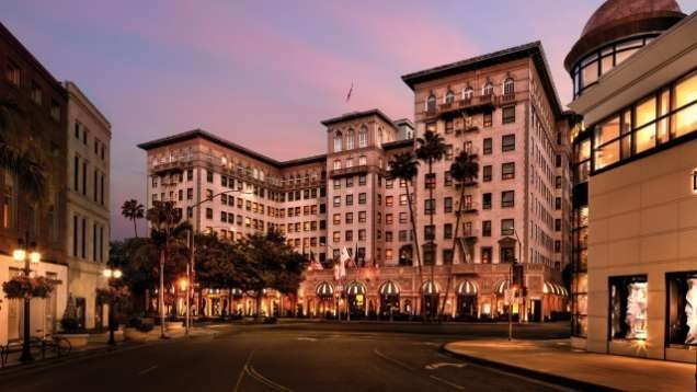 Four Seasons din Beverly Hills