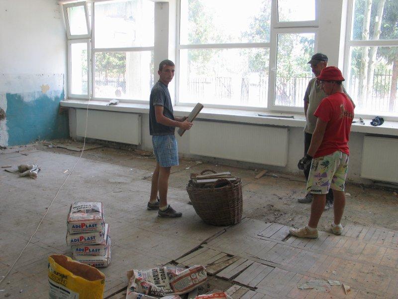 suplimente pentru reparații comune)