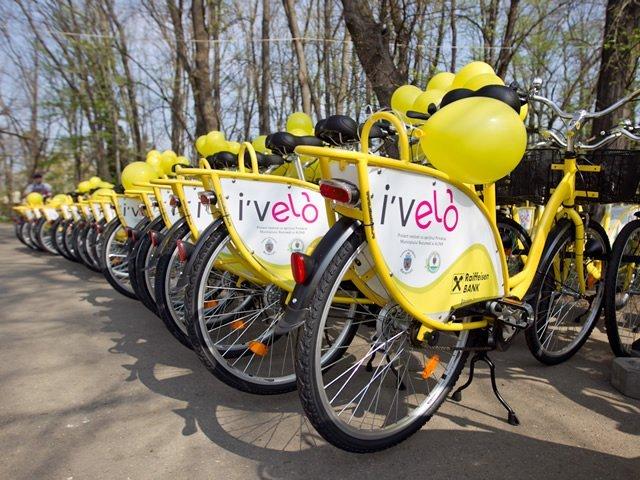 Când vor beneficia ieşenii de sistemul automat de închiriat biciclete?