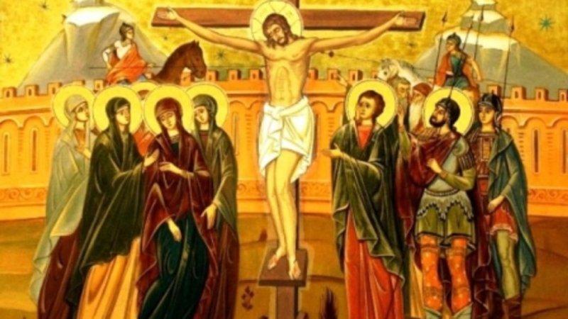 Este Vinerea Mare sau Vinerea Scumpă, ziua când Hristos a murit