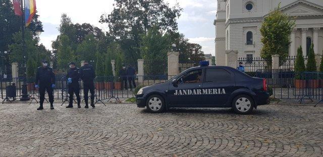 Jandarmi Mitropolie