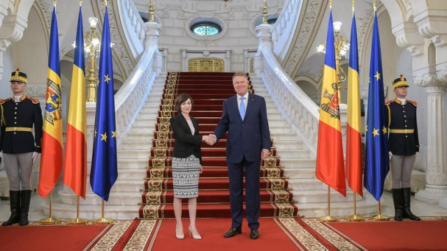 Iohannis and Sandu