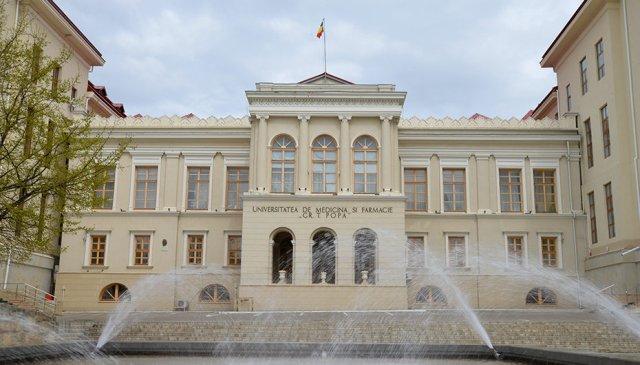 500 de studenți străini s-au înscris la UMF. Aduc 3,5 milioane de euro