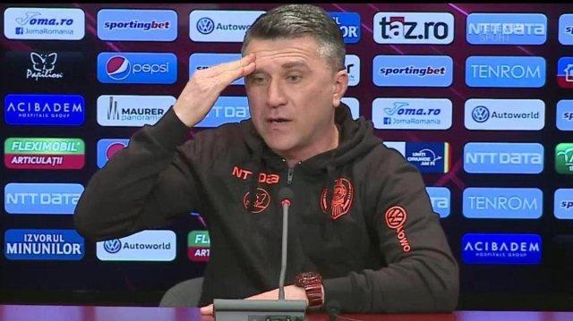 Alin Minteuan revine la CFR Cluj. Va fi antrenor al echipei secunde