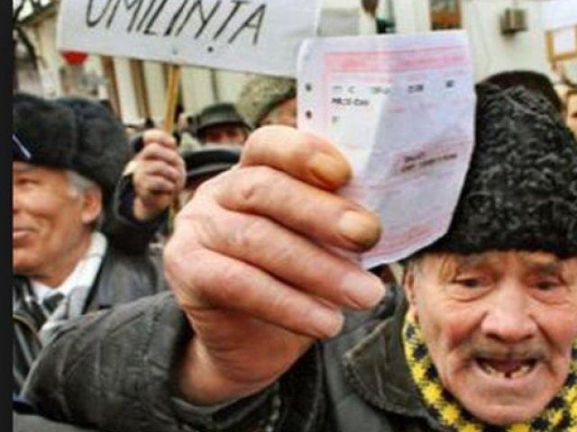 37.591 de pensionari ieşeni au primit luna trecută indemnizaţie socială