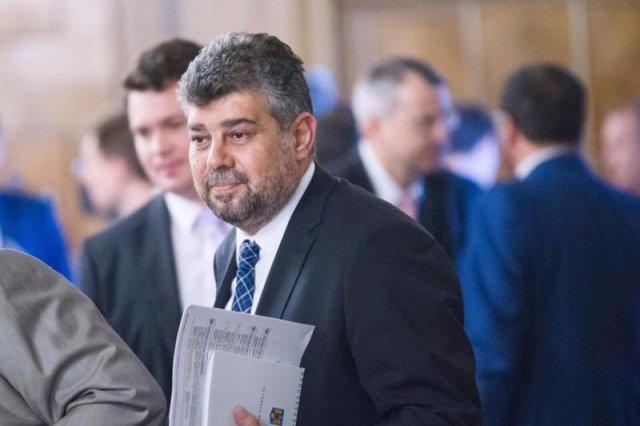 Ciolacu: Să depună USR și AUR moțiunea de cenzură și PSD-ul o votează