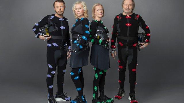 """VIDEO: ABBA revine după 40 de ani cu un nou album, """"Voyage"""", şi un concert"""