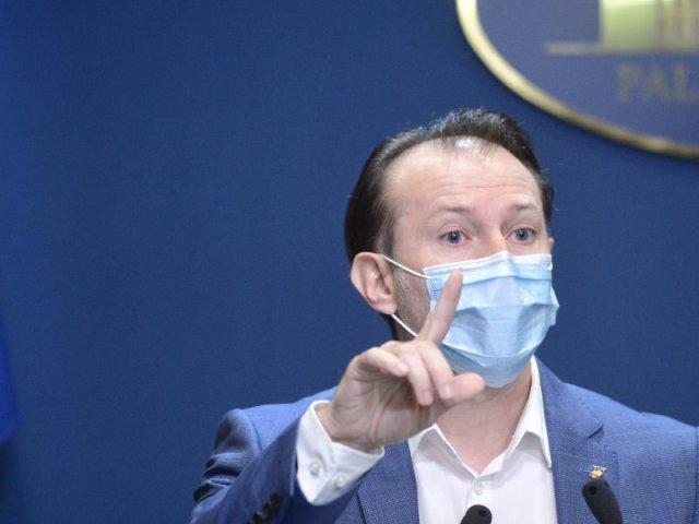 Cîțu ne spune să stăm liniștiți deși euro a atins vineri un nou maxim istoric