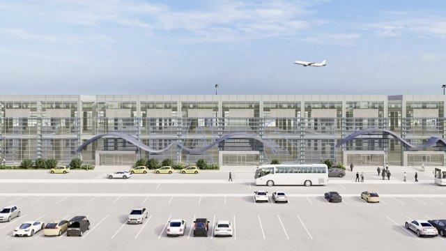 Starea Aeroportului: Blue Air se întoarce. Planuri de 90 de milioane de euro
