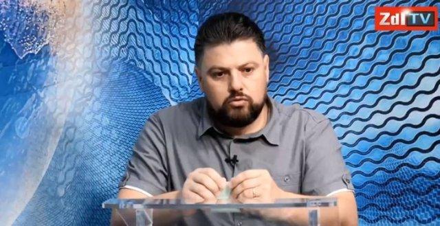 """Directorul BCU Iași, în studioul ZDI TV: """"Lucrăm la digitalizare cu două echipe într-un ritm pe care nu-l au multe biblioteci din România"""""""
