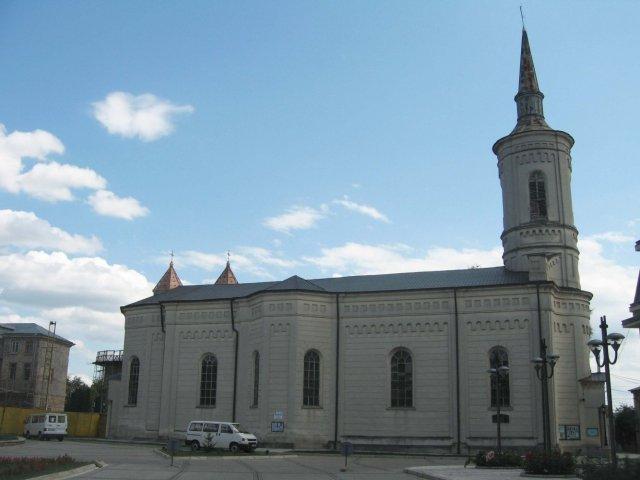 Vechea catedrală catolică, redeschisă după cinci ani de renovare
