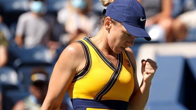Game Over, Simona Halep!