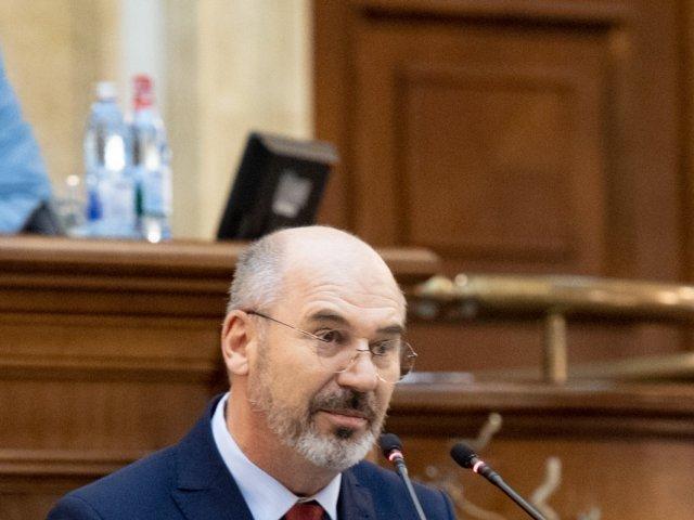 Președintele Popa: Revoluția bunei guvernări s-a transformat în cel mai mare eșec administrativ și politic din istoria României! (P)