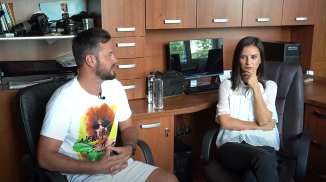 VIDEO: Doi soți corporatiști și-au vândut apartamentul luat cu credit și au plecat în lume