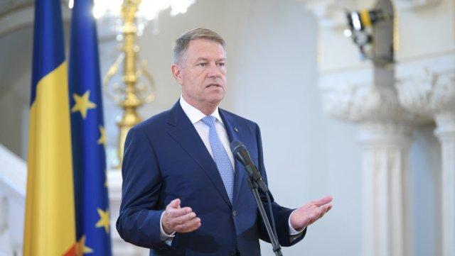 Preşedintele Klaus Iohannis va efectua o vizită oficială în Elveţia