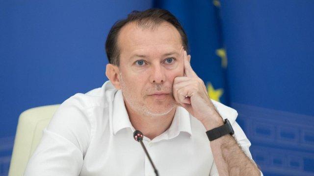 Florin Cîţu, înainte de demisia în bloc a miniştrilor USR PLUS: Sunt dispus să continuăm dialogul