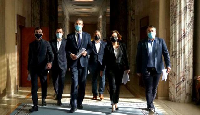 Miniștrii USR-PLUS și-au depus demisiile. Mihăilă și-a făcut bilanțul