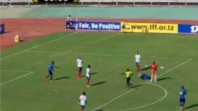 Cel mai rapid penalty din istoria fotbalului? Tanzania, lovitură de pedeapsă la doar cinci secunde de la începerea meciului