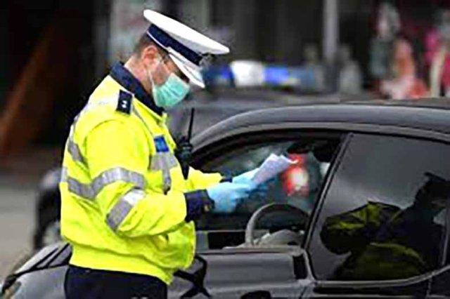 Şoferul fugar de la Ciric, pus sub control judiciar