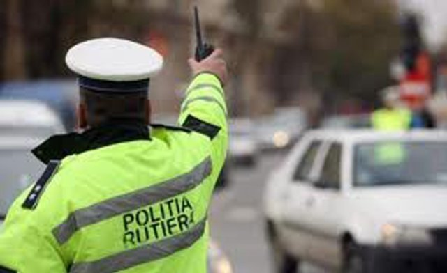 Trei infracţiuni dintr-o lovitură, cu un permis belgian