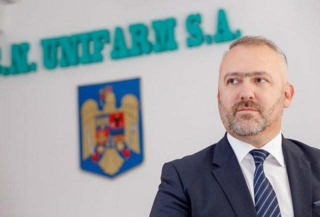 Judecat pentru corupție, șeful Unifarm a dat compania de stat în judecată