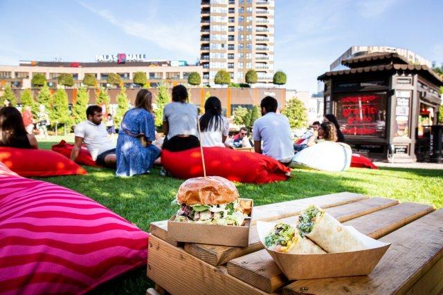 Festivalul gusturilor bune revine la Palas la Street Food Festival!
