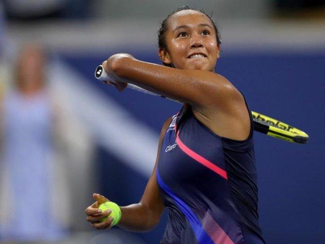Leylah Fernandez face senzație la US Open la doar 19 ani. Sunt introvertită