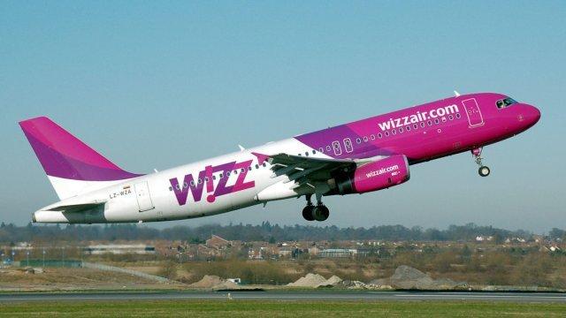 Wizz Air anunță un nou zbor extern de pe aeroportul din Iaşi