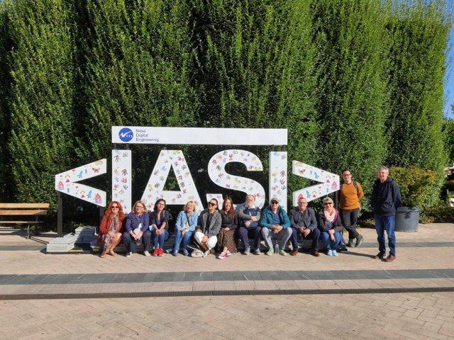 (FOTO) Infotrip cu mari tour operatori organizat de Destination Iași