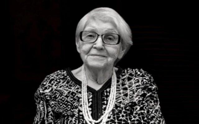 Flavia Bălescu, sora lui Corneliu Coposu, a încetat din viaţă