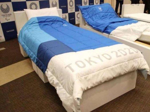 Japonia: Paturile ecologice din carton de la Jocurile Olimpice vor fi folosite pentru pacienţii cu covid-19