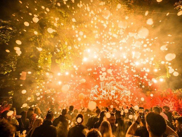 UNTOLD 2021: Peste 265.000 de persoane din peste 100 de ţări au fost la festival