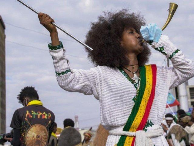 Etiopia a sărbătorit intrarea în anul 2014 după un calendar propriu