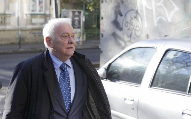 Viorel Hrebenciuc se află în custodia poliţiei, urmând a fi încarcerat