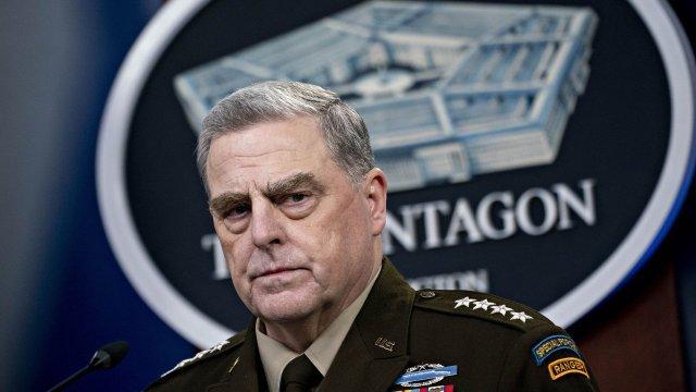 Ofiţerul cu cel mai mare grad la Pentagon, generalul Mark Milley, se temea că Trump avea să atace China