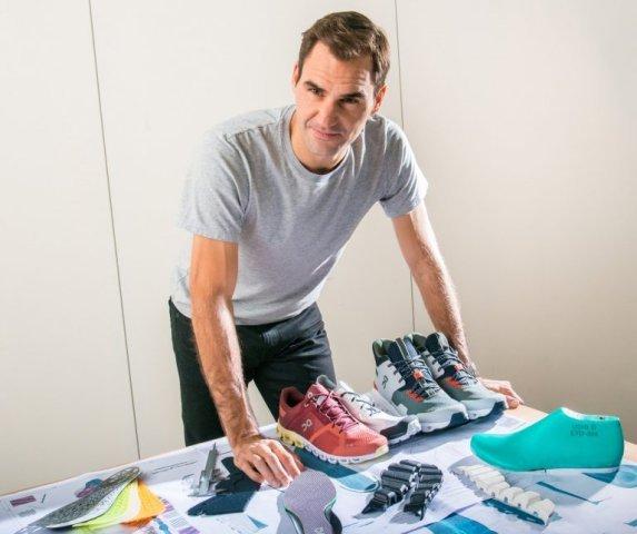 Producătorul de încălţăminte On, susţinut de Roger Federer, a obţinut o evaluare de 11,35 de miliarde de dolari