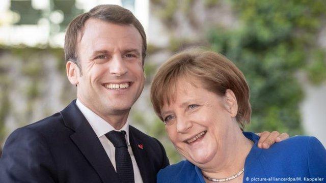 Angela Merkel, primită la ultima cină de lucru la Elysée