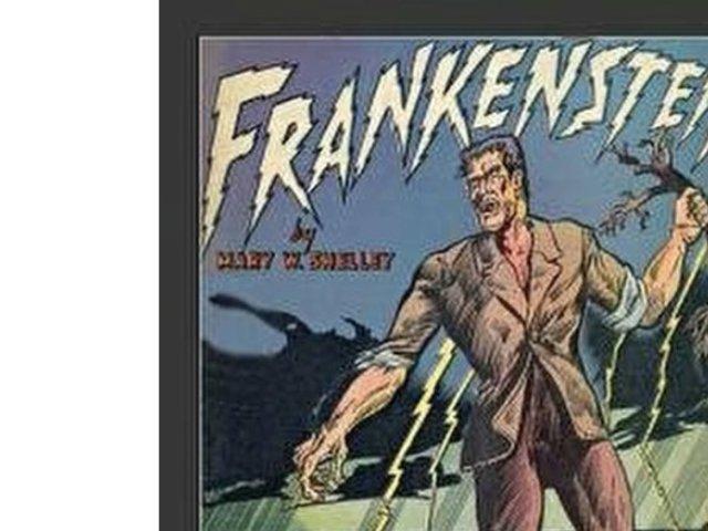 """Un exemplar din prima ediţie a cărţii """"Frankenstein"""" a fost vândut cu preţul record de 1,17 milioane de dolari"""