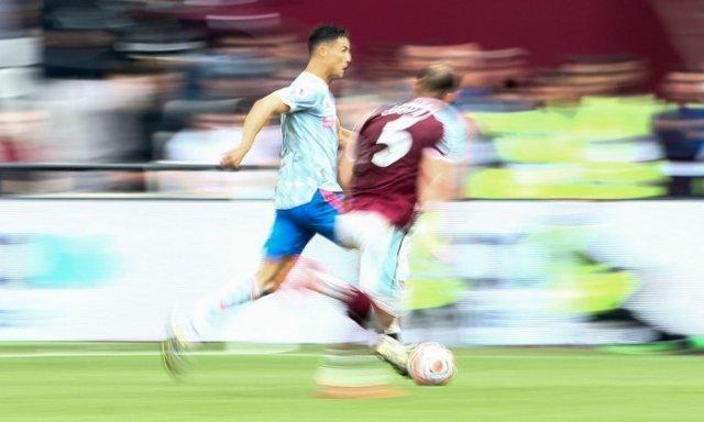 Cristiano Ronaldo, surprins de radar cu 32,51 de kilometri/oră în meciul cu West Ham United