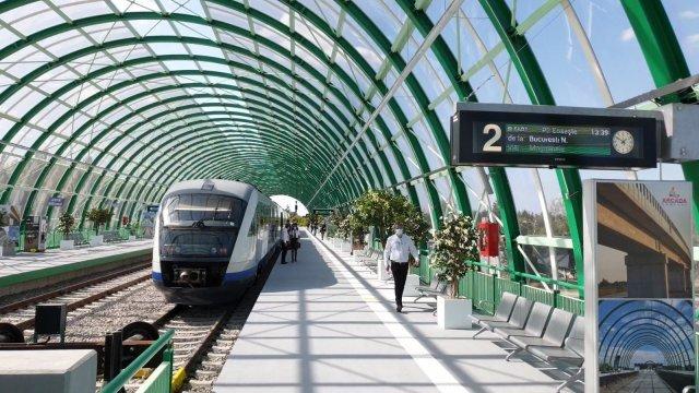 Trenul metropolitan Bucureşti-Ilfov va putea fi folosit din 2024 de locuitorii din regiune